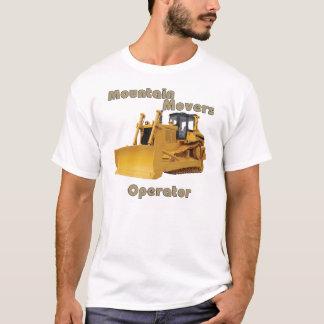 Bull Dozer Operator T-Shirt
