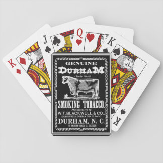 Bull Durham Playing Cards