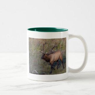 Bull Elk 1 Coffee Mug