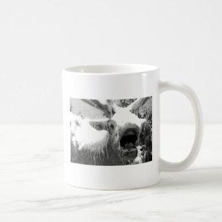 Bull Elk. Basic White Mug