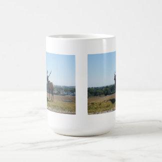 Bull Elk Mug