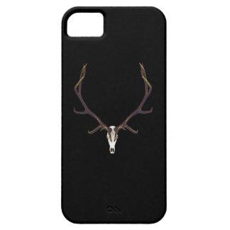 Bull elk skull color iPhone 5 cover