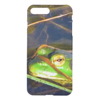 Bull Frog iPhone 7 Plus Case