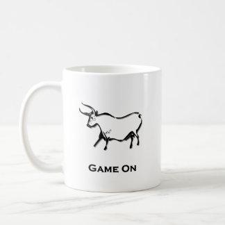 Bull Game On Mugs