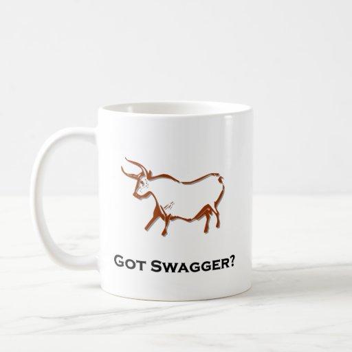 Bull got swagger mug
