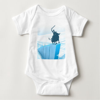 Bull Market Business Success Concept Baby Bodysuit