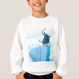 Bull Market Business Success Concept Sweatshirt