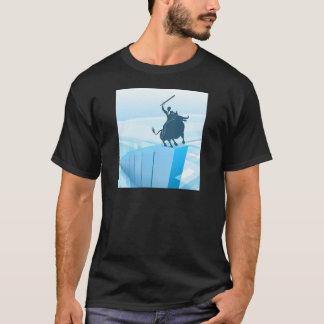 Bull Market Business Success Concept T-Shirt