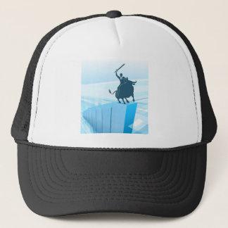 Bull Market Business Success Concept Trucker Hat