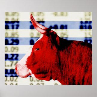 Bull Market Poster