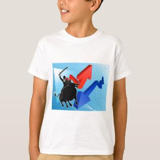 Bull Market Winner Concept T-Shirt