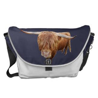 Bull Messenger Bags