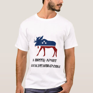 Bull Moose Party T- shirt