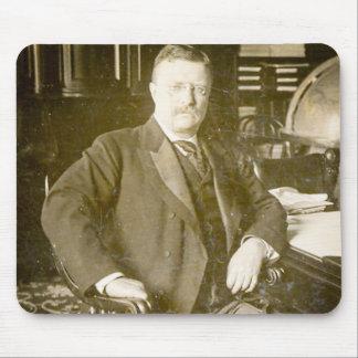 Bull Moose Teddy Roosevelt Vintage Mouse Pad