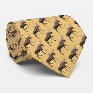 Bull Moose Tie