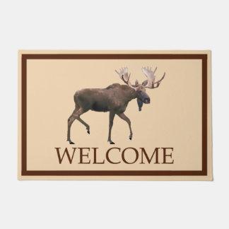 Bull Moose - Welcome Doormat