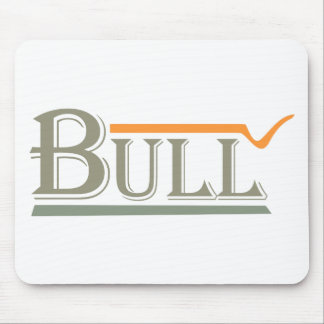 Bull Mouse Pad