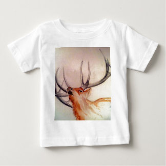 BULL OF THE WOODS STRENGTH ELK BABY T-Shirt
