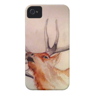 BULL OF THE WOODS STRENGTH ELK iPhone 4 COVER