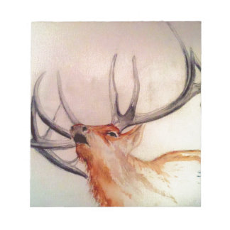 BULL OF THE WOODS STRENGTH ELK NOTEPAD