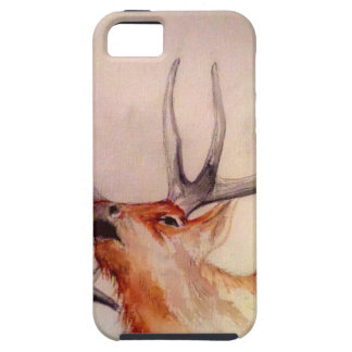 BULL OF THE WOODS STRENGTH ELK TOUGH iPhone 5 CASE