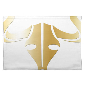 bull placemat