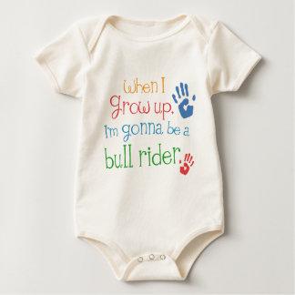 Bull Rider (Future) Infant Baby T-Shirt
