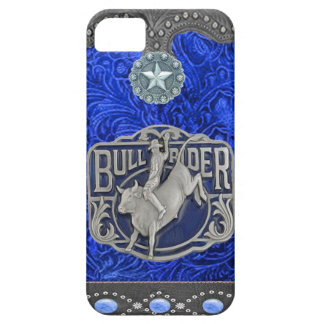 """""""Bull Rider"""" Western Rodeo IPhone 5 Case"""