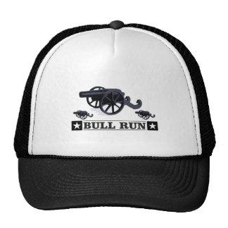 bull run guns cap