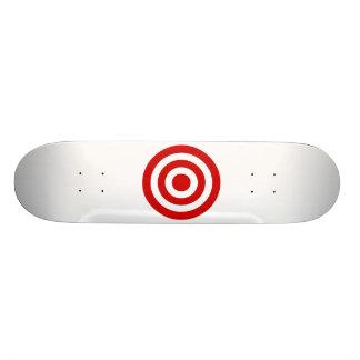 Bull s_Eye Custom Skateboard