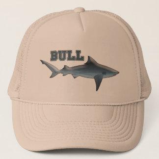 Bull Shark Fisherman Trucker Hat