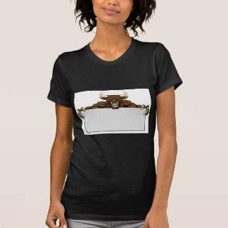 Bull Sign T-Shirt