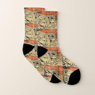 Bull Snake Unisex Socks 1