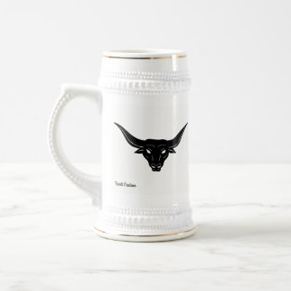 BULL—Strength of Texas ☼ Beer Stein