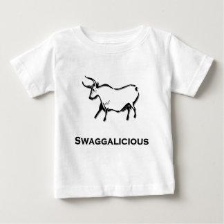 Bull swaggalicious t-shirt