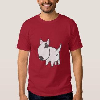 Bull Terrier - bully_illu_bruno_3c T-shirt