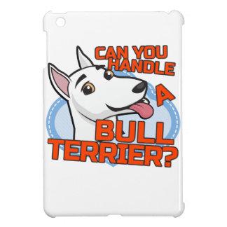 Bull Terrier - can you handle me? iPad Mini Covers