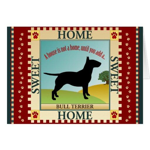 Bull Terrier Cards
