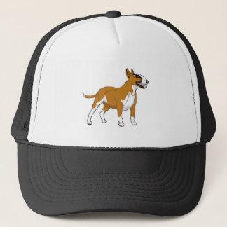 Bull Terrier -- Colored Trucker Hat
