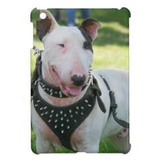 Bull Terrier dog iPad Mini Cover