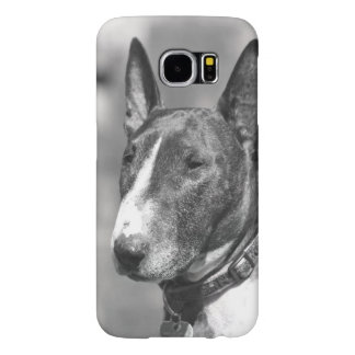 Bull Terrier dog Samsung Galaxy S6 Cases