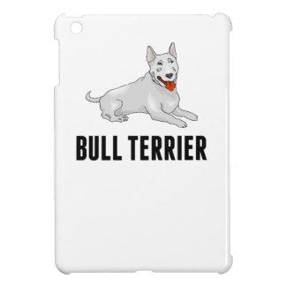 Bull Terrier Cover For The iPad Mini