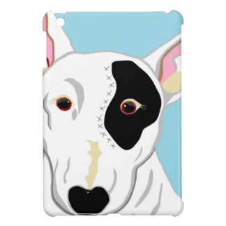 Bull Terrier iPad Mini Cover
