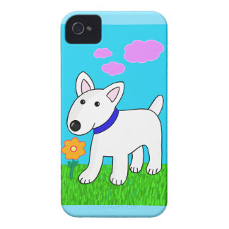 Bull Terrier iPhone 4 Barely There Universal Case