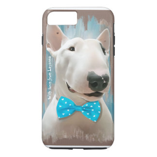 Bull Terrier iPhone 7 Plus Case
