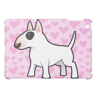 Bull Terrier Love (add your own pern!) Case For The iPad Mini