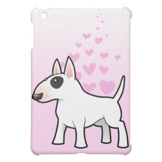 Bull Terrier Love iPad Mini Case