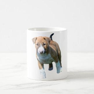 Bull Terrier Puppy Coffee Mug