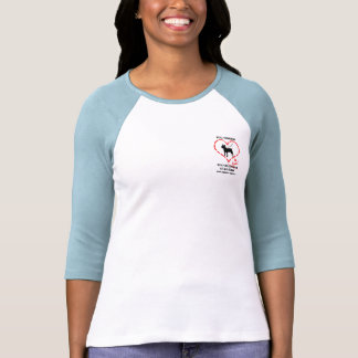 Bull Terriers Must Be Loved Tee Shirts