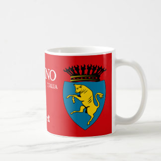 Bull with a Crown from Torino, Italy | Mug